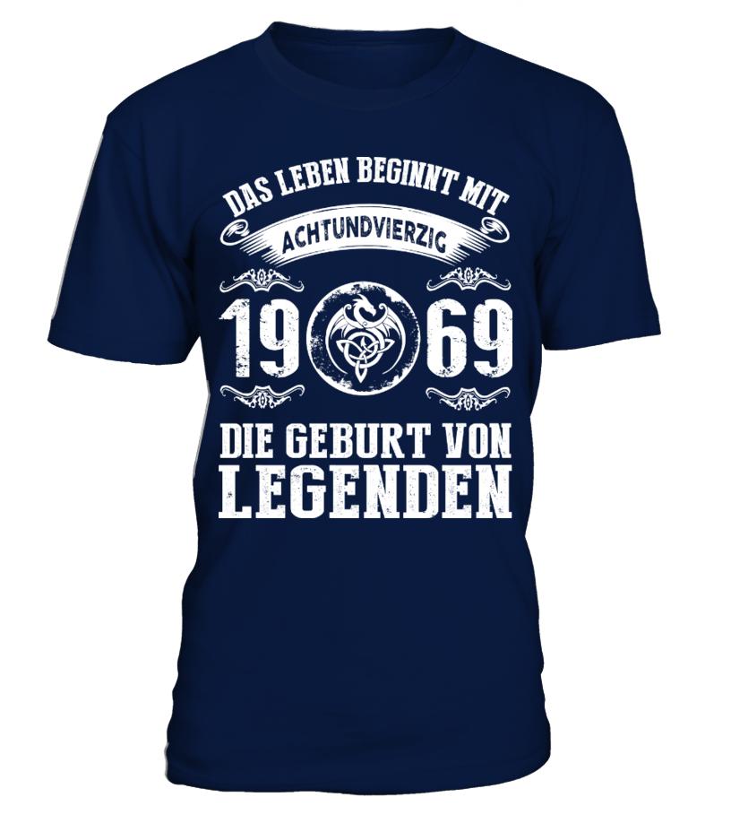 48 DAS LEBEN BEGINNT MIT 1969 ACHTUNDVIERZIG DIE GEBURT VON LEGENDEN