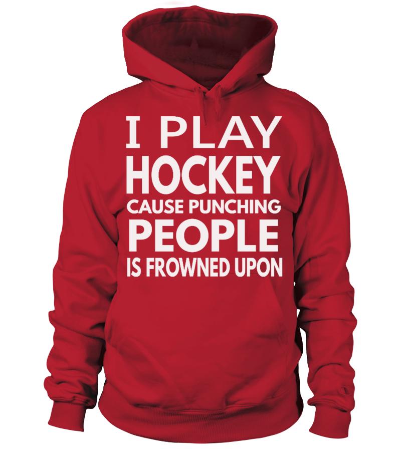 Play Hockey, Don't Punch