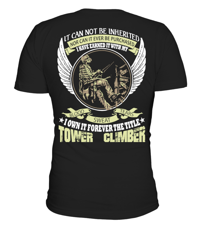 Tower Climber - Limited Edition