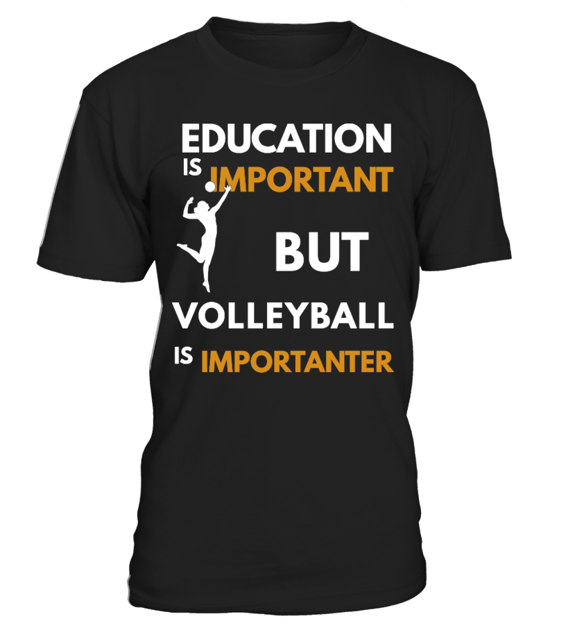volleyball is Importanter