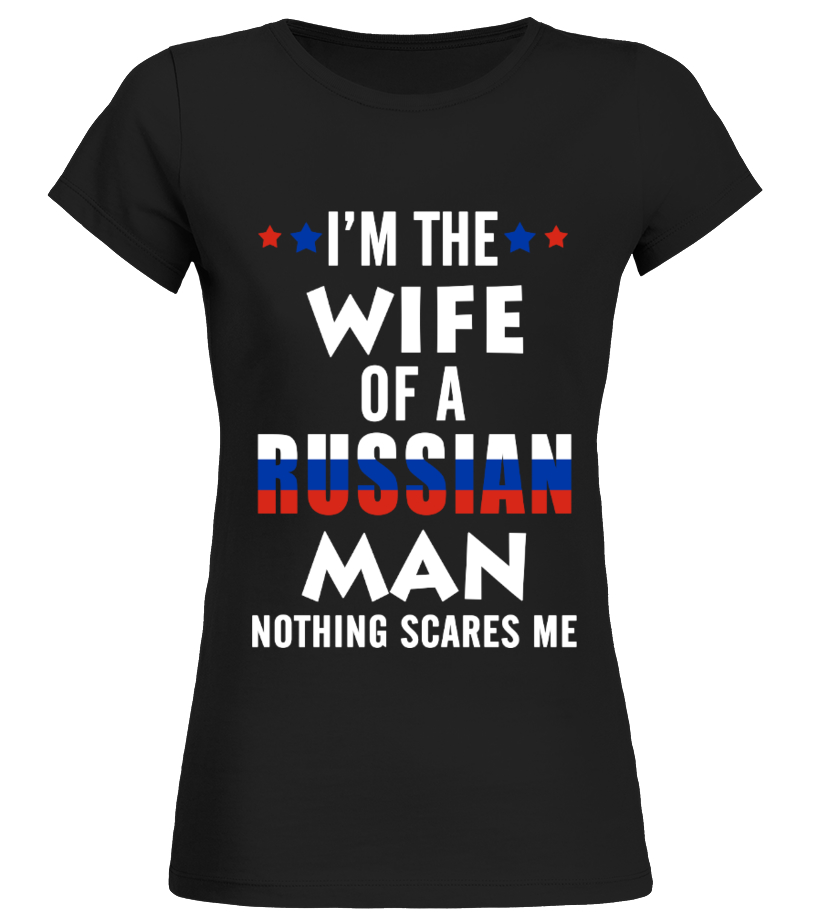 Wife Of A Russian Man