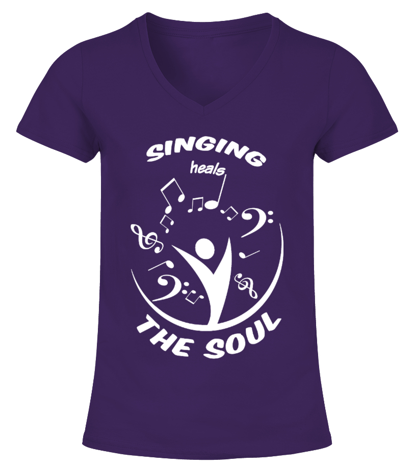 Singing heals the soul!