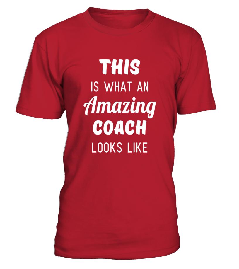 Funny Coach T Shirt Birthday Mentor Appreciation Gift Idea