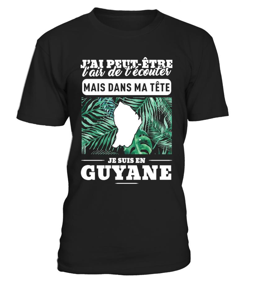 Guyane  Dans ma tête