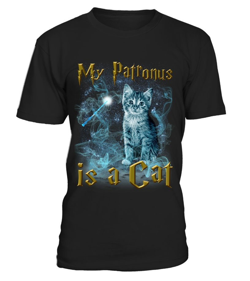 MY PATRONUS IS A CAT