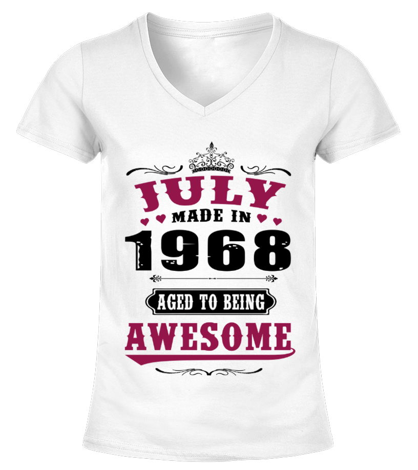 1968 July Aged To Awesome
