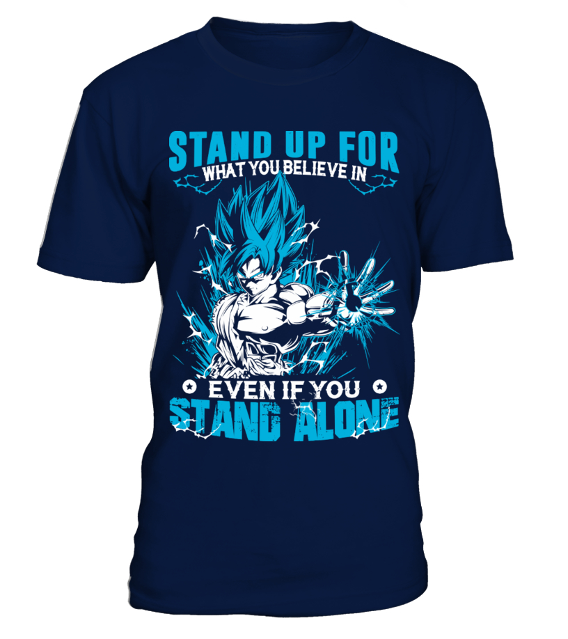 Goku Blue - Stand Up For