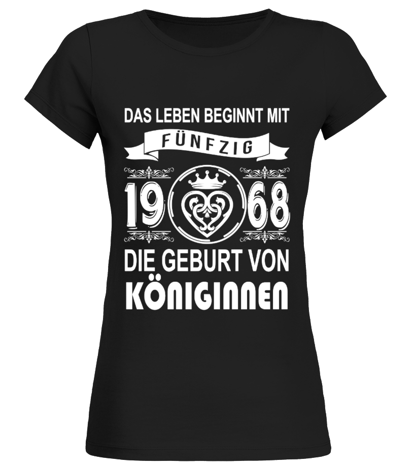 Limitierte Edition - 1968 Königinnen