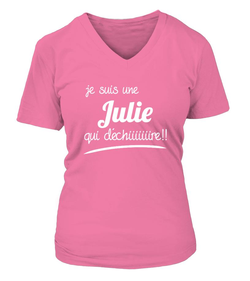 JE SUIS UNE Julie QUI DECHIRE