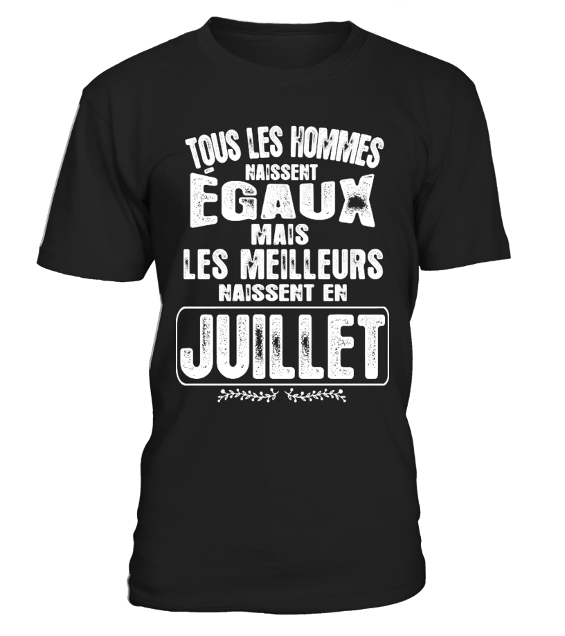 JUILLET HOMMES