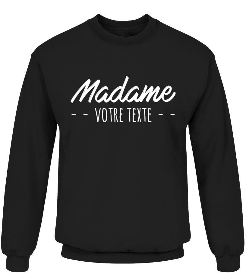 Madame ...