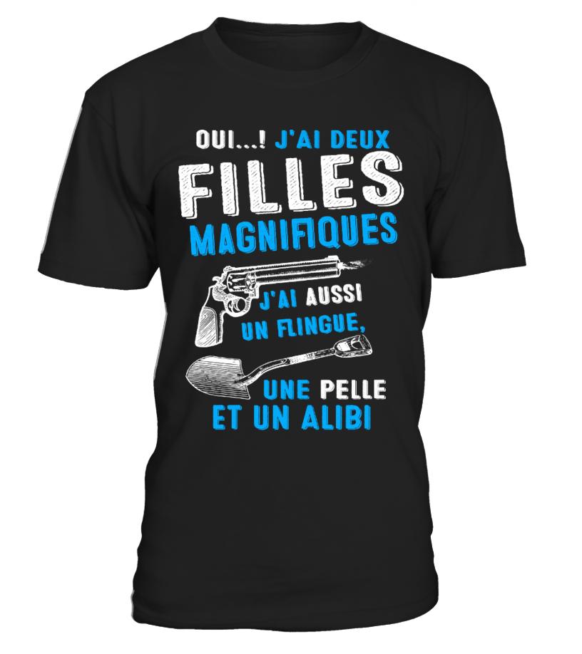 J'AI DEUX FILLES MAGNIFIQUES