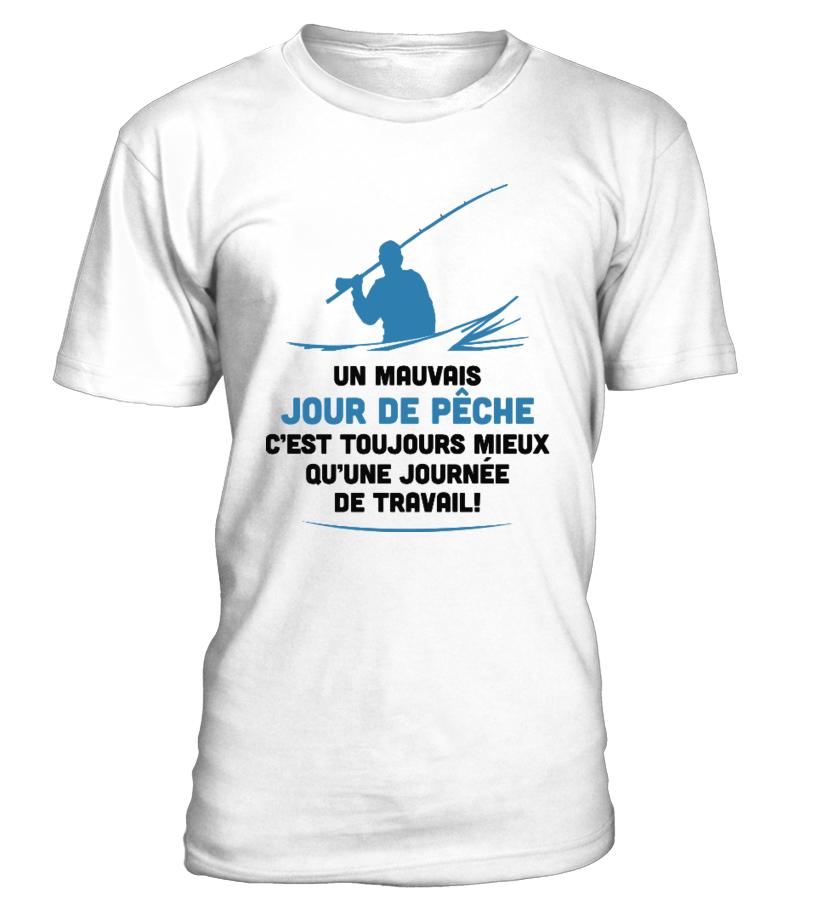 Pour les pêcheurs, le jour de pêche!