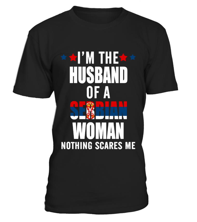 Husband Of A Serbian Woman