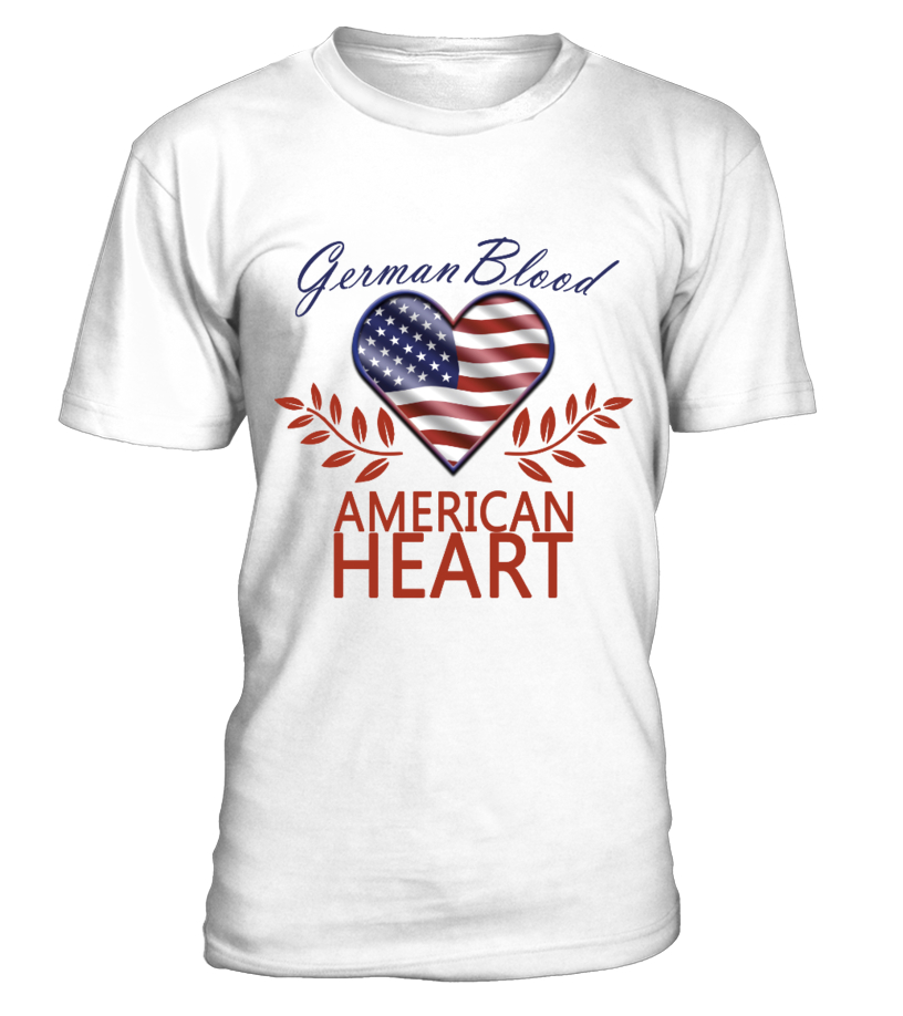 GermanBlood AmericanHeart