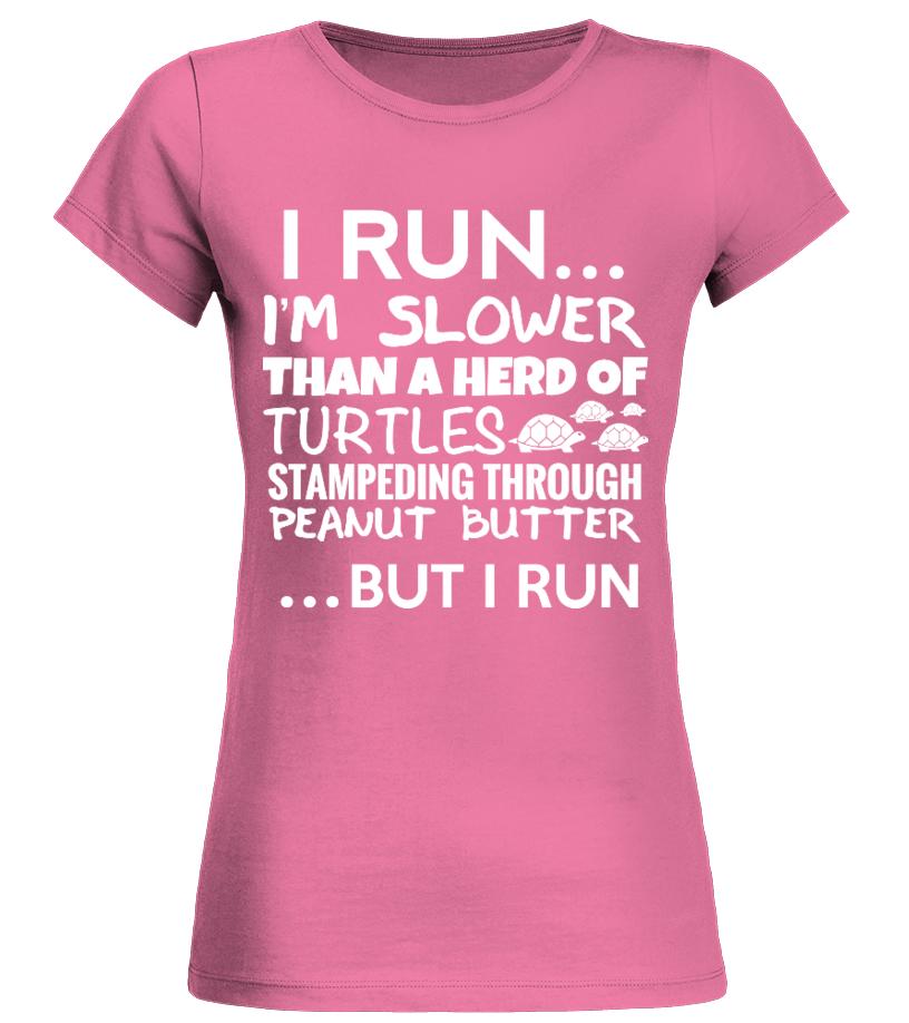 I RUN!
