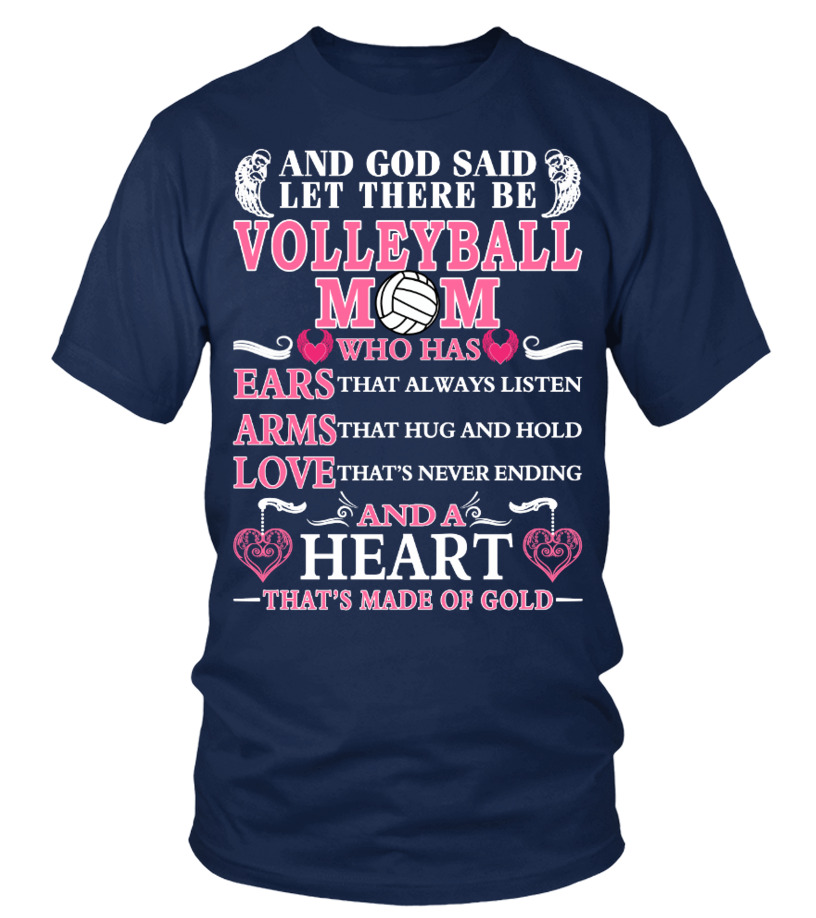 VOLLEYBALL MOM WHO HAS