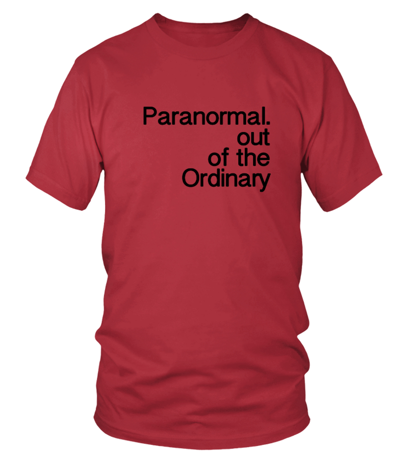 """SWEAT SCIENCE FICTION """"Paranormal"""" Limited Edition"""