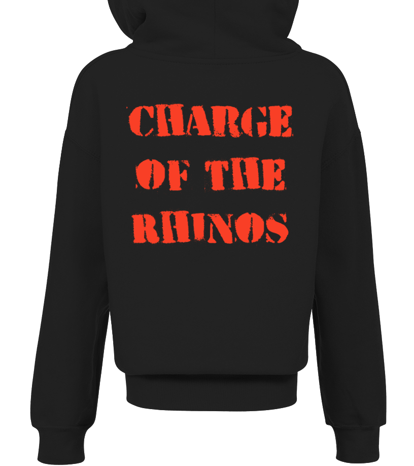 The Charge of the Rhinos!