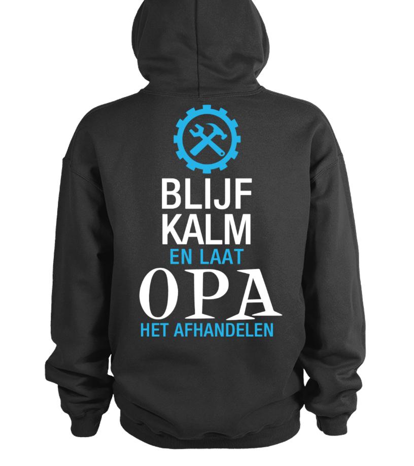 Blijf kalm en laat OPA het afhandelen