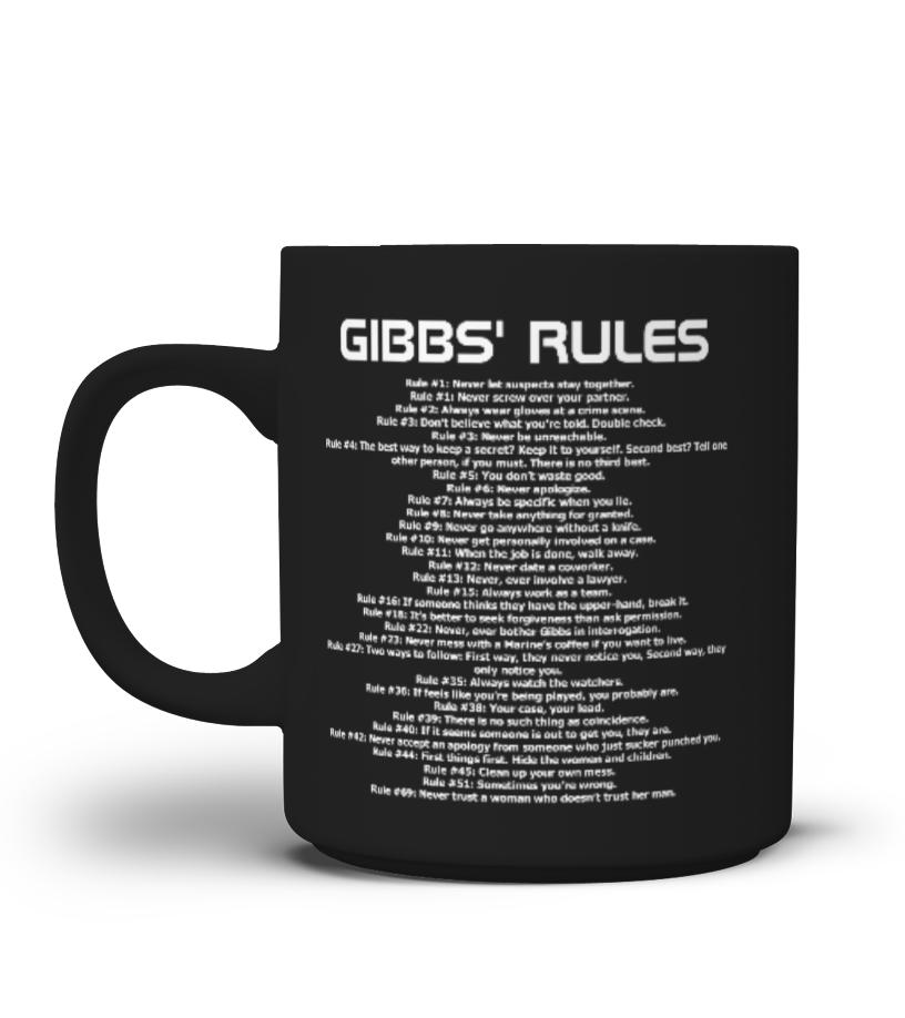 GIBB'S RULE T-SHIRT