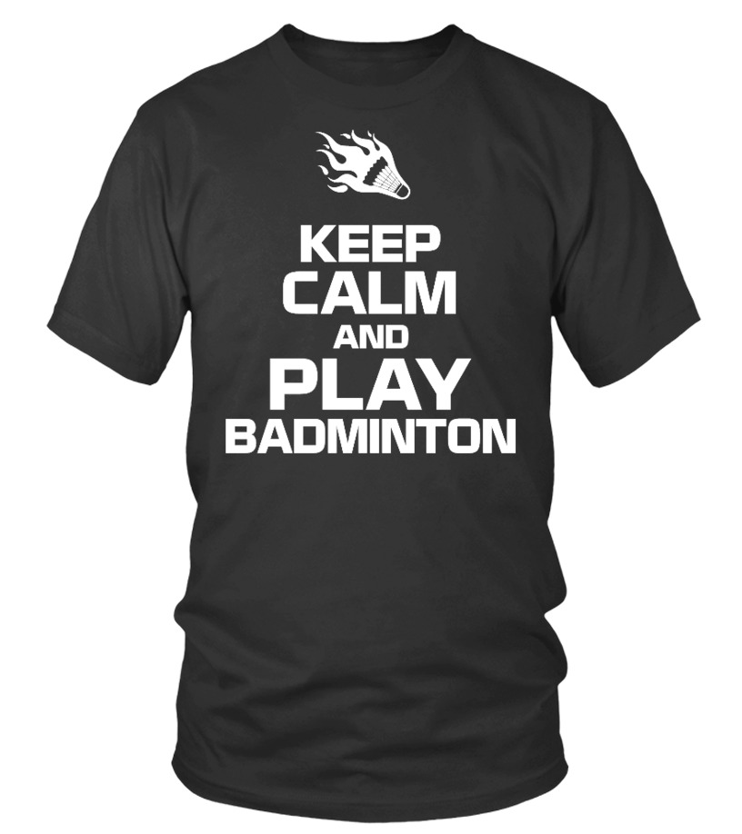 play badminton tees