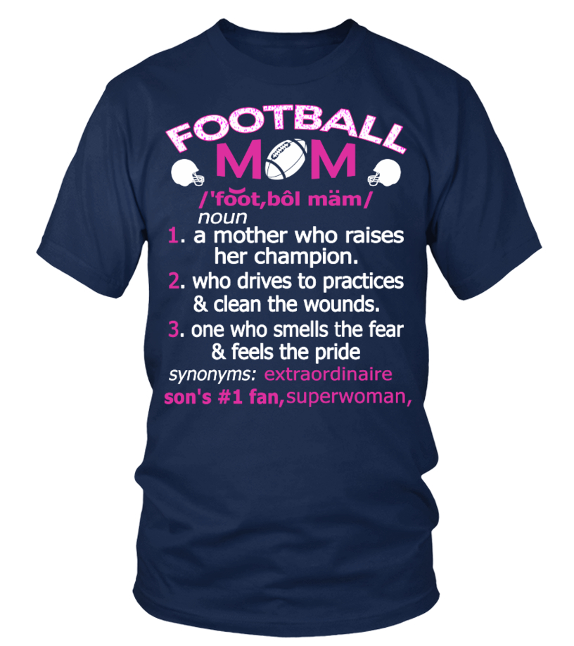 FOOTBALL MOM !