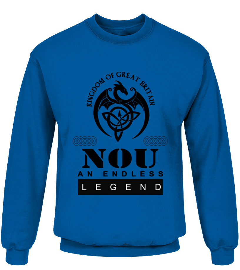 THE LEGEND OF THE ' NOU '