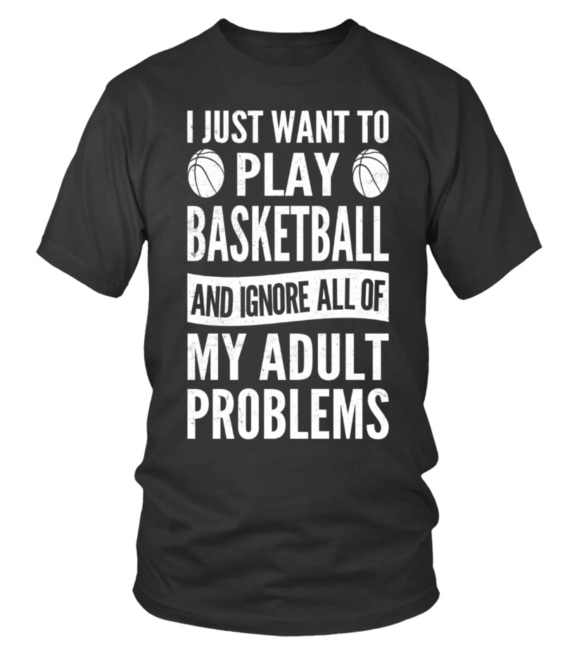 Volleyball t shirt com i just want to play basketball volleyball ...