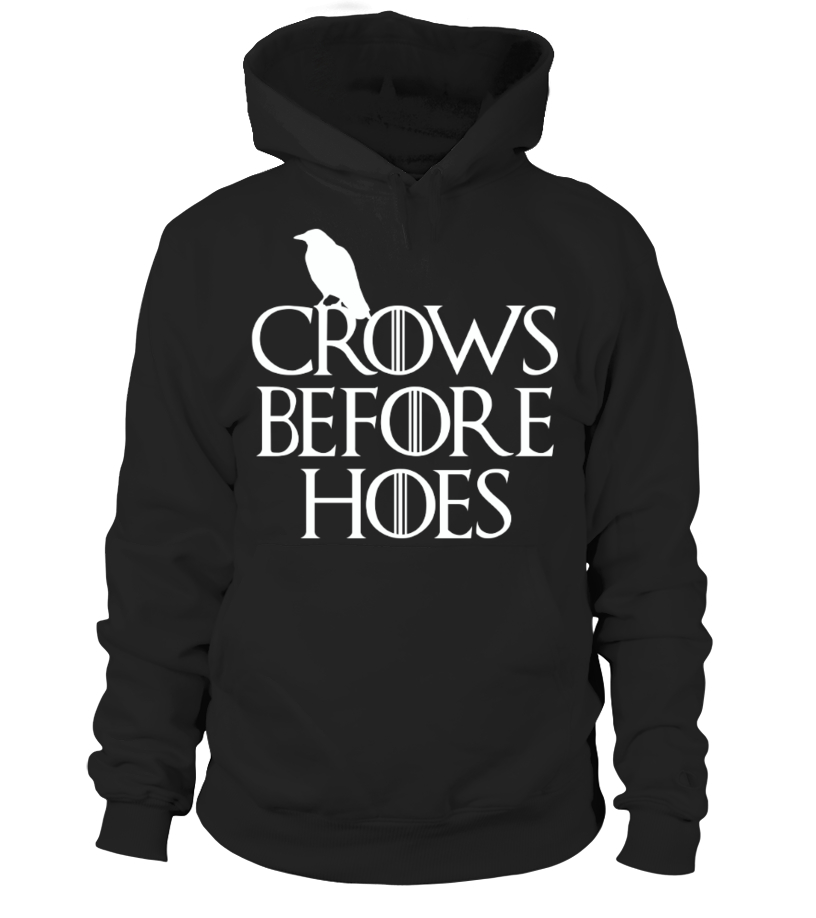Crows Before Hoes - Limited Edition
