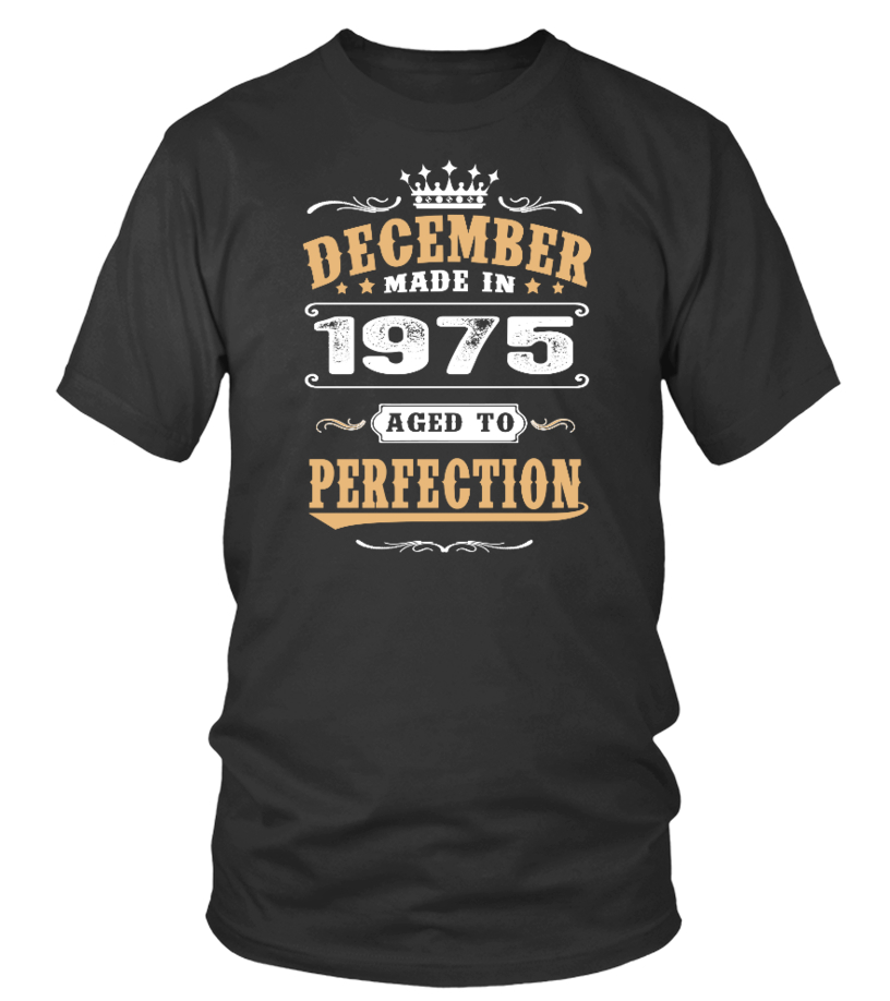 1975 December Aged to Perfection