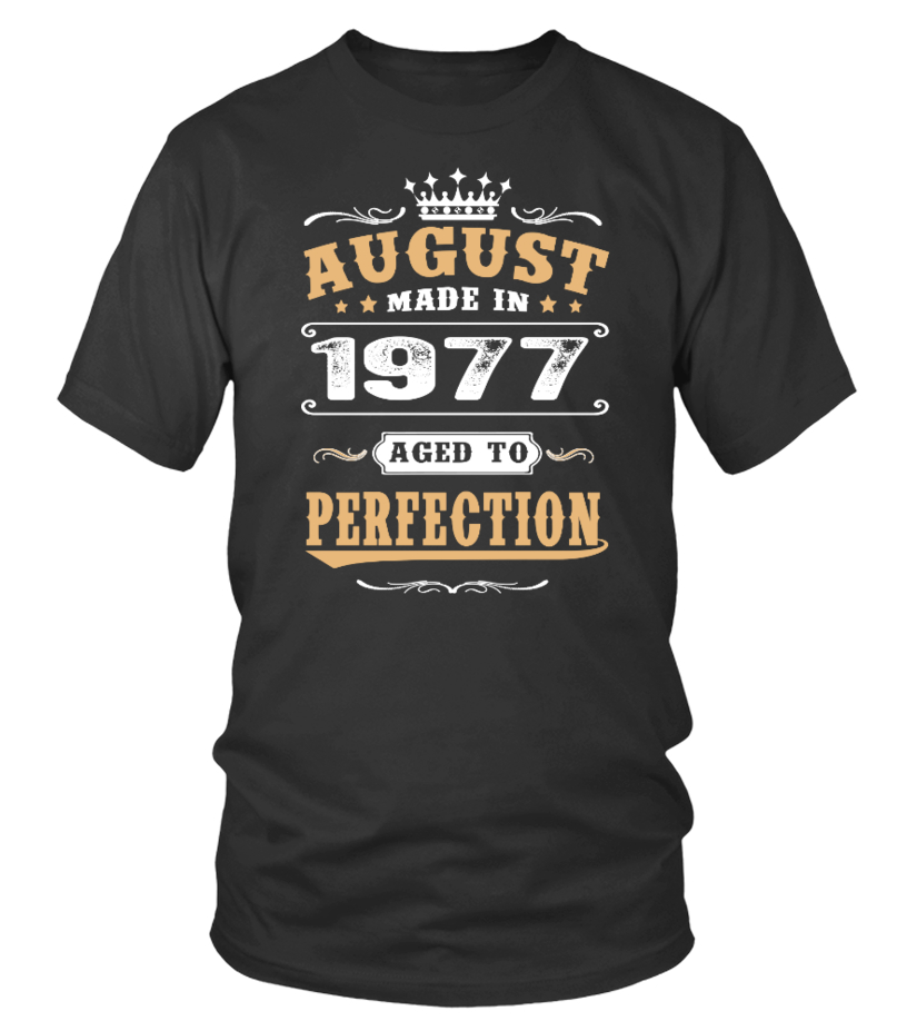1977 August Aged to Perfection