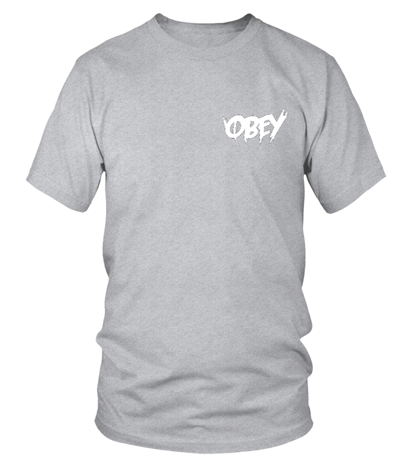 NEW T-SHIRT OBEY SWAG 2017