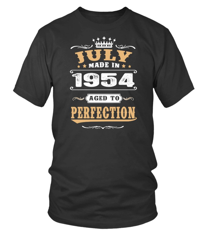 1954 July Aged to Perfection