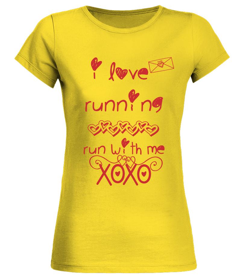 Valentine S Day T Shirts I Love Running Valentine S Day T Shirt Ideas