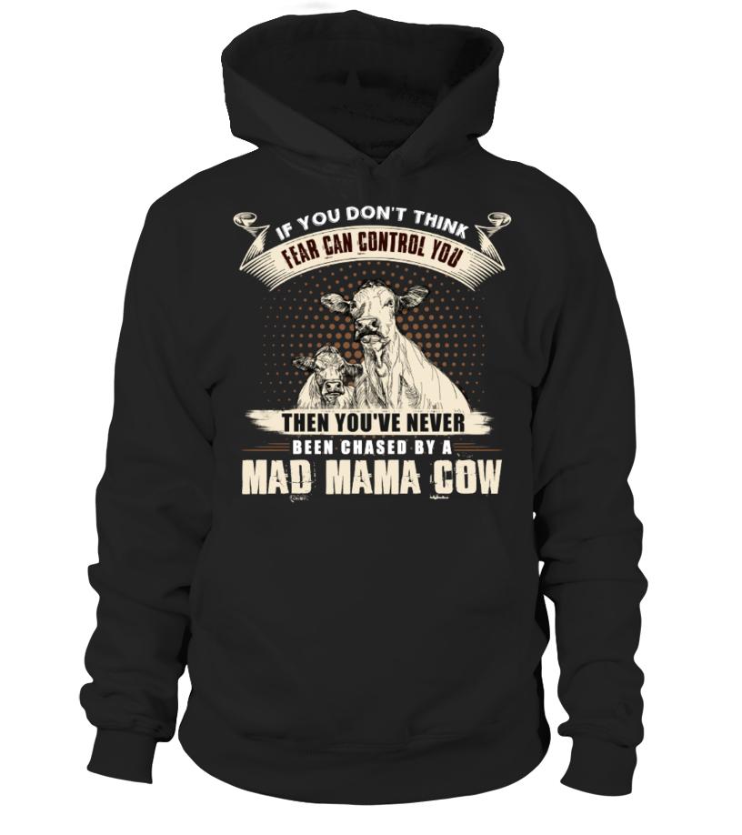 mad mama cow
