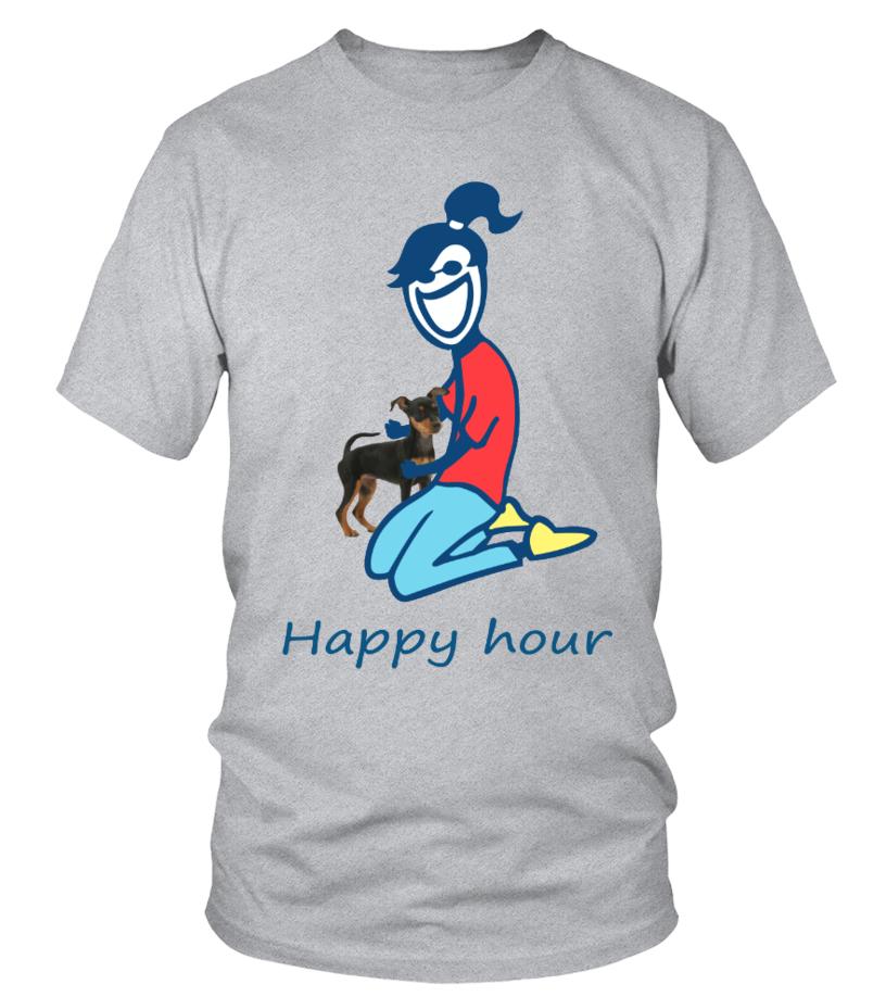 Happy hour Miniature Pinscher