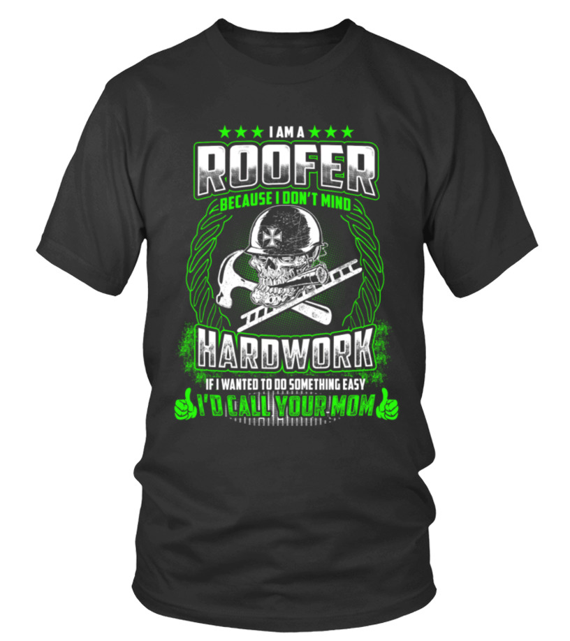 roofer shirt