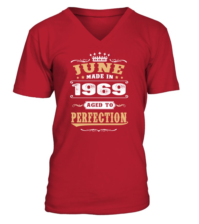 1969 June Aged to Perfection