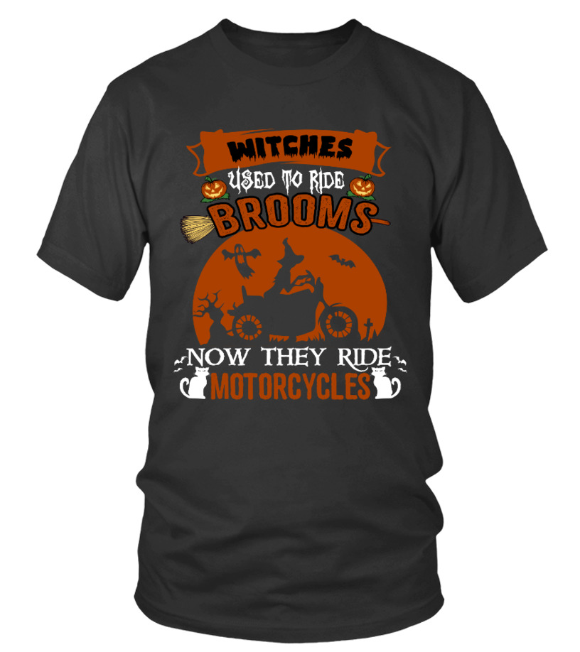 WITCHES RIDE MOTORCYCLES T-shirt, Hoodie