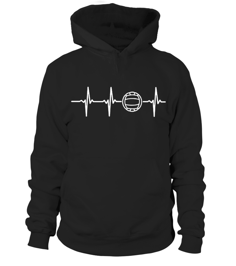 my heartbeats for volleyball hoodies
