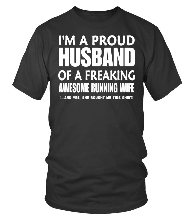 Running shirts women funny - HOT AND AWESOME RUNNING WIFE - - Limited Edition