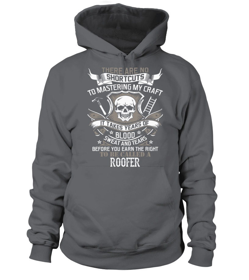 Gifts Roofer - ROOFER Hoodie Unisex
