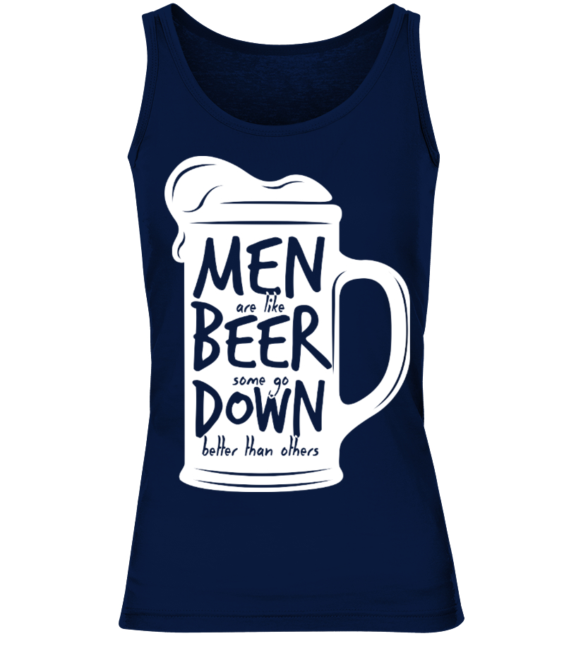 Men Are Like Beer !