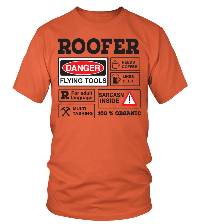 Gifts Roofer - roofer Round neck T-Shirt Unisex