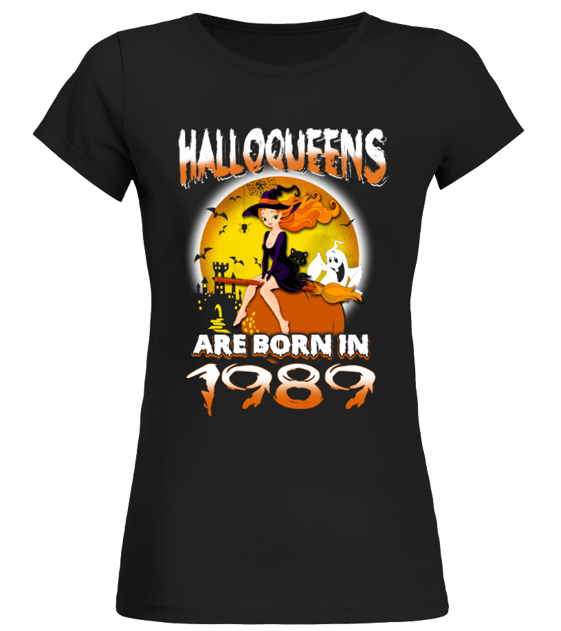Halloqueens are born in 1989 Halloween