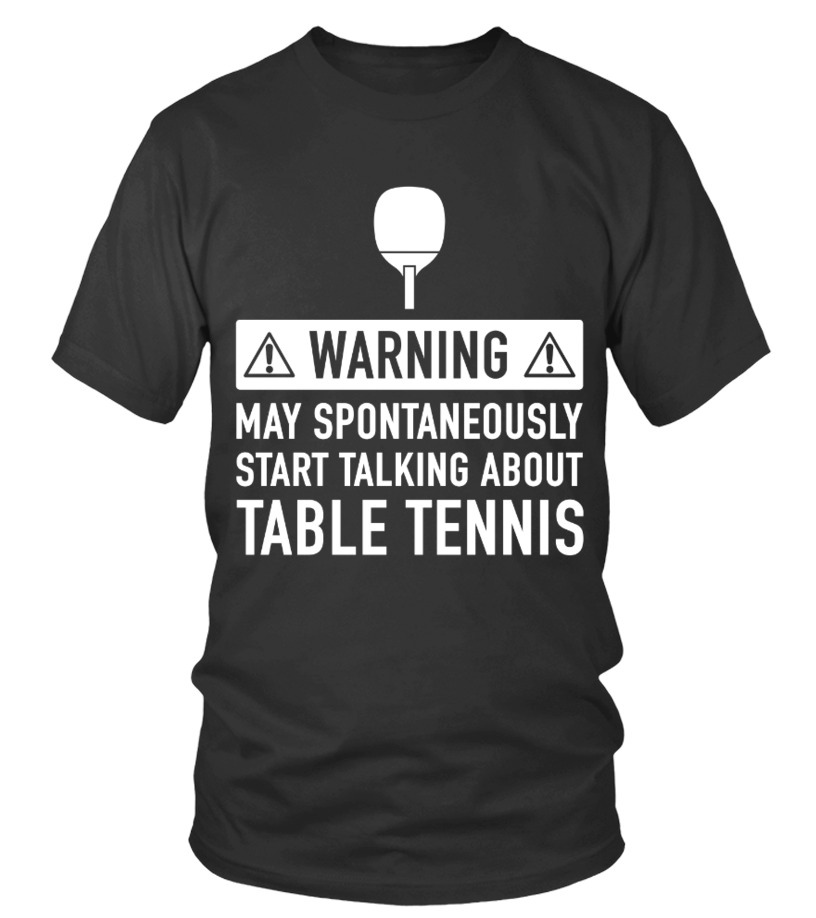 Table Tennis Original Gift Idea