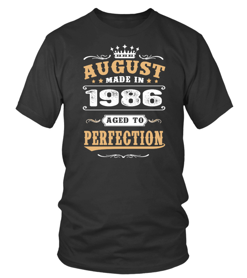 1986 August Aged to Perfection