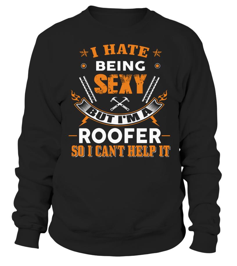 Funny Roofer - ROOFER Sweatshirt Unisex