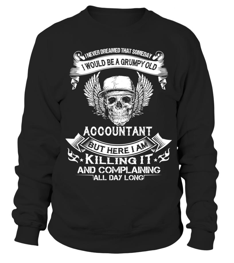 19cd2bc6 Awesome ACCOUNTANT Tshirt, Hoodie, Vneck... Sweatshirt Unisex